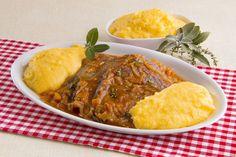 Carne in umido con polenta | Polenta Valsugana