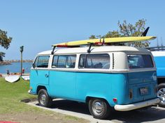 I will own one of these some day!  Iconic Surf Cars That Make Us Happy | Autobytel.com. 1971 VW Bus