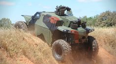 Combat Guard 4×4 Armored Vehicle