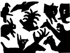 Fun Way to Teach Noah's Ark: Hand Shadow Puppets
