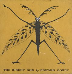 Edward Gorey                                                                                                                                                      More