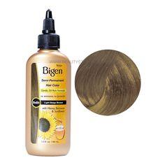 Bigen Semi-Permanent Hair Color BeB4 Light Beige Brown