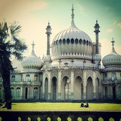 Royal Pavillion in Brighton, Brighton and Hove