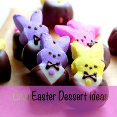 Cute Easter Desserts Ideas!