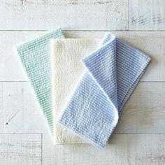 Seersucker Cloth Napkins (Set of 4) on Food52