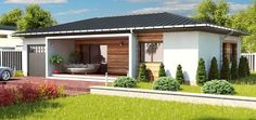 case mici cu doua dormitoare Small two bedroom house plans 6