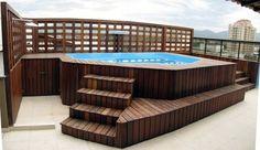 piscina pequena - Pesquisa Google
