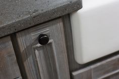 Dramatic New Finishes from Dura Supreme | Dura Supreme Cabinetry  Weathered Knotty Alder