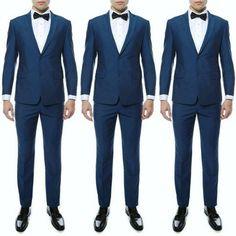 518af017120a Indigo Blue Suits available for the modern Groom.  men  gents  gentleman
