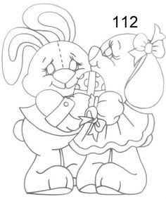 Colouring Pics, Coloring Sheets, Coloring Books, Easter Coloring Pages, Animal Coloring Pages, Paper Piecing Patterns, Craft Patterns, Pintura Country, Easter Projects