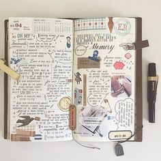 Inspiration for keeping a travel journal. Ideas and techniques for art journaling, scrapbooking, or keeping a sketchbook while traveling