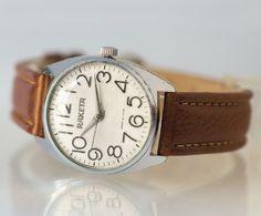 Modern men's wristwatch fashion wrist watch Rocket by SovietEra