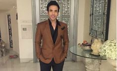 Tusshar Kapoor becomes father to baby boy Becoming A Father, Bollywood, Baby Boy, Suit Jacket, Actors, Blazer, Boys, Jackets, Fashion