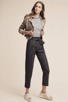 Slide View: 1: Argens Tweed Trousers