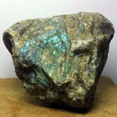Rough Labradorite from Madagascar,