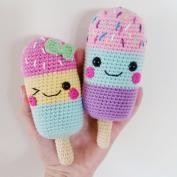 Bunny Ice Cream - Amigurumipatterns.net