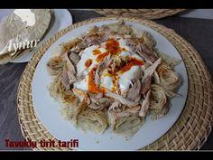 Tavuklu tirit Tarifi # tirit nasil yapilir? #Tavuk yemekleri# Ramazan tarifleri - YouTube