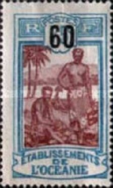 1923 -1927 Number 36 and 37 and Not Issued Stamps Surcharged