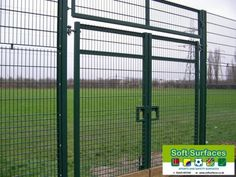 Ballstop fencing rebound MUGA sports fence costs