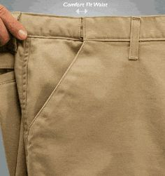 AA Flex Fit Pants Made in USA