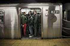 Subway ridership hits 65-year high, with Brooklyn leading the way!