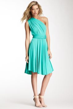 Minty Convertible Dress