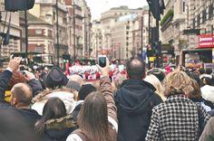 New free stock photo of city people crowd #freebies #FreeStockPhotos