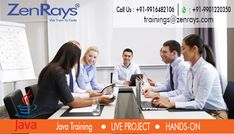 We are providing Java Training in Bangalore 100% placement support powered By IITians Book your classes Best Java Training in Bangalore. CALL 9916482106 visit us www.zenrays.com and mail us trainings@zenrays.com for more information. Training courses: Java training, web development, python, spring and  hibernate.