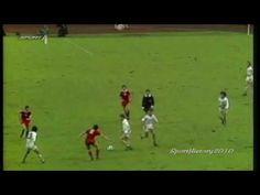 WM 1974 -Halbfinale  Deutschland - Polen 1:0