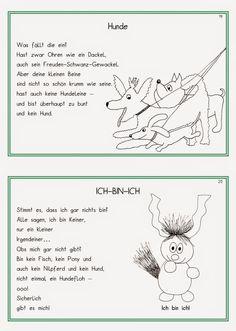 DAS BIN ICH ! | Educational: Language | Pinterest | Kindergarten ...
