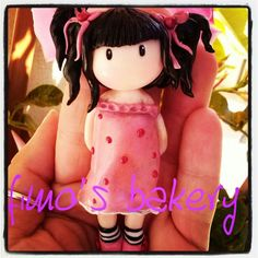 My pink fimo gorjuss!!!