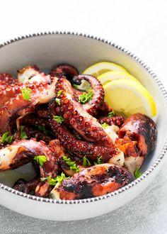 easy-grilled-octopus-recipe | #InspirationSpotlight