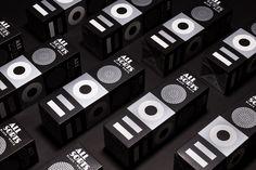Allsorts Black & White Edition by Bond, Finland