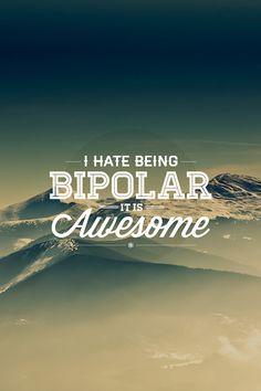 Bipolar iphone 4 wallpaper