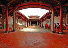 Grand Matsu Temple, Tainan #Taiwan 台南 大天后宮