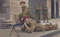 British Paratroops 1944