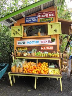 Best Fruit Stand Ever!