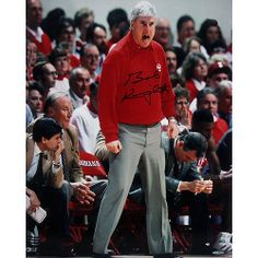 bobby knight pictures | 78 grand bobby knight merchandise bobby knight autographed 8x10 ...