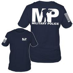Nine Line Apparel - Men's T-Shirt - Military Police, $25.99 (http://www.ninelineapparel.com/mens-t-shirt-military-police/)