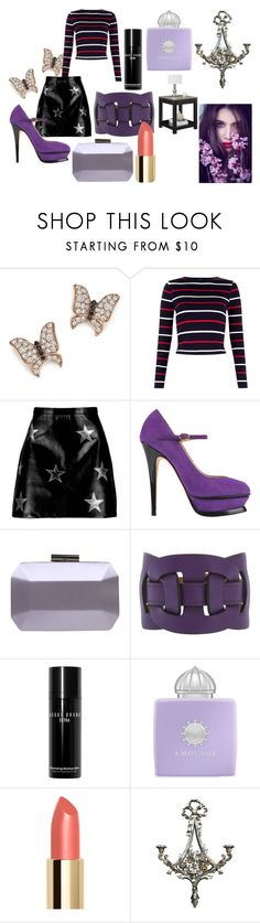"""A casa das sete mulheres"" by de-garbelini ❤ liked on Polyvore featuring Bloomingdale's, Boohoo, Carvela, Hermès, Bobbi Brown Cosmetics, AMOUAGE and Altra"