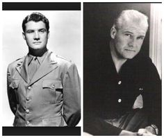 George Reeves-Army-1943-Army Air Forces First Motion Picture Unit where he made training films.(Actor)