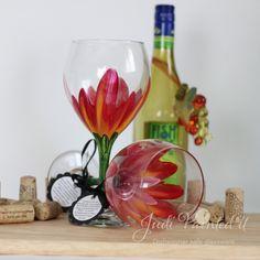 Hibiscus-Judi painted it