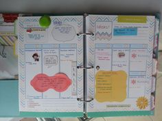 Great ideas for planner!
