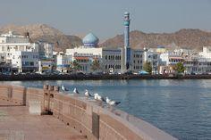 Mutrah Corniche, Muscat