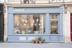 La boutique de Jamini Design - 10 rue du Château d'eau - 75010 PARIS