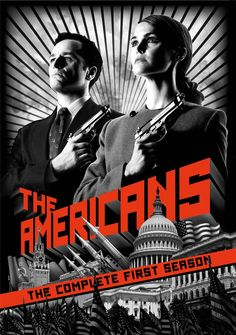 bol.com   The Americans - Seizoen 1, Keri Russell, Matthew Rhys & Noah Emmerich  ...