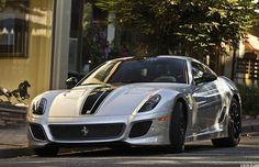 Ferrari 599 GTO (by GHG Photography)
