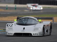 Sauber Mercedes C9. Another car that is really cool