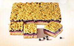 Pudinkový koláč s borůvkami » Pečení je radost