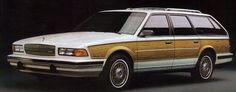 1990 Buick Century Limited Wagon | Flickr - Photo Sharing!
